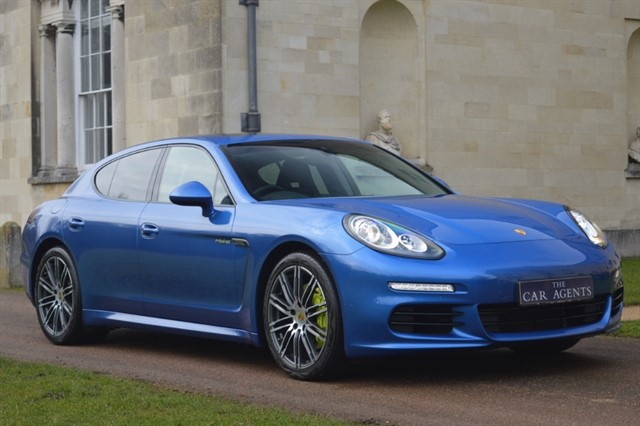 used Porsche Panamera S E-HYBRID TIPTRONIC in hitchin-hertfordshire