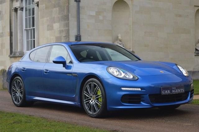 used Porsche Panamera S E-HYBRID TIPTRONIC in hitchin-hertfordshire