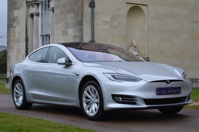 used Tesla Model S 100D Long Range in hitchin-hertfordshire