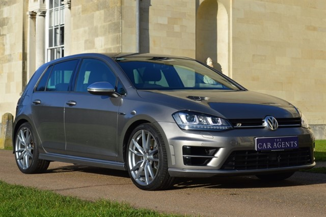 used VW Golf R DSG in hitchin-hertfordshire