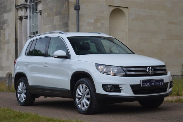used VW Tiguan Delivered to Anne Maria of Langley in hitchin-hertfordshire