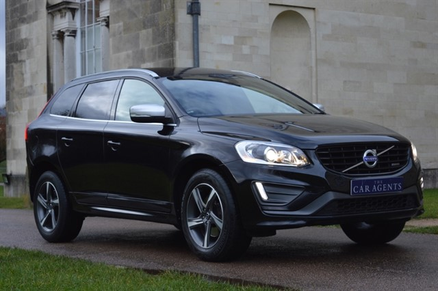 used Volvo XC60 D4 R-DESIGN LUX in hitchin-hertfordshire