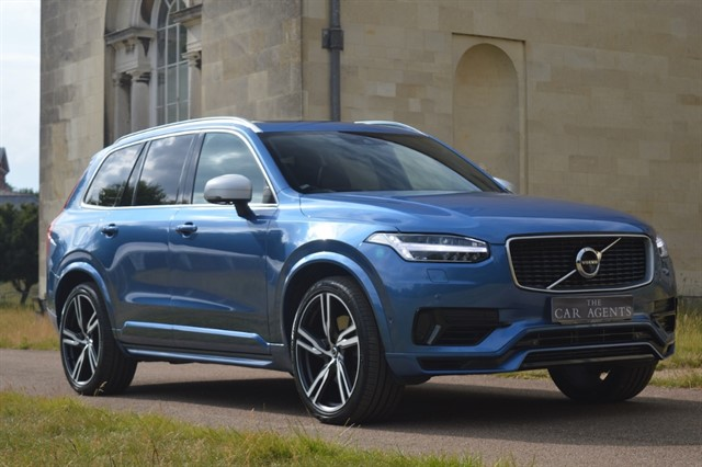 used Volvo XC90 Reserved for Alan of Hamilton in hitchin-hertfordshire
