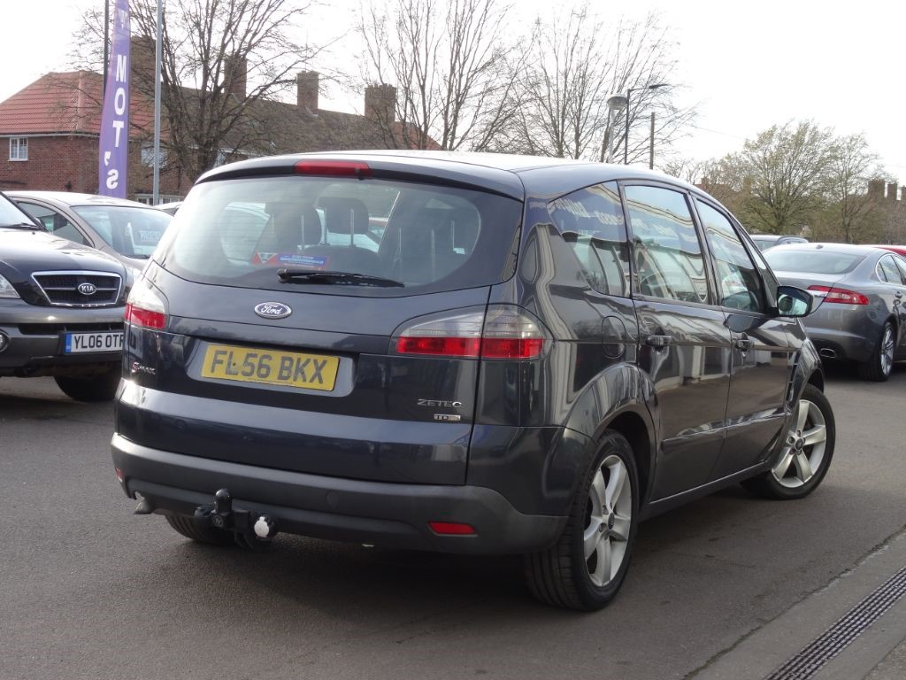 used grey ford s max for sale suffolk. Black Bedroom Furniture Sets. Home Design Ideas