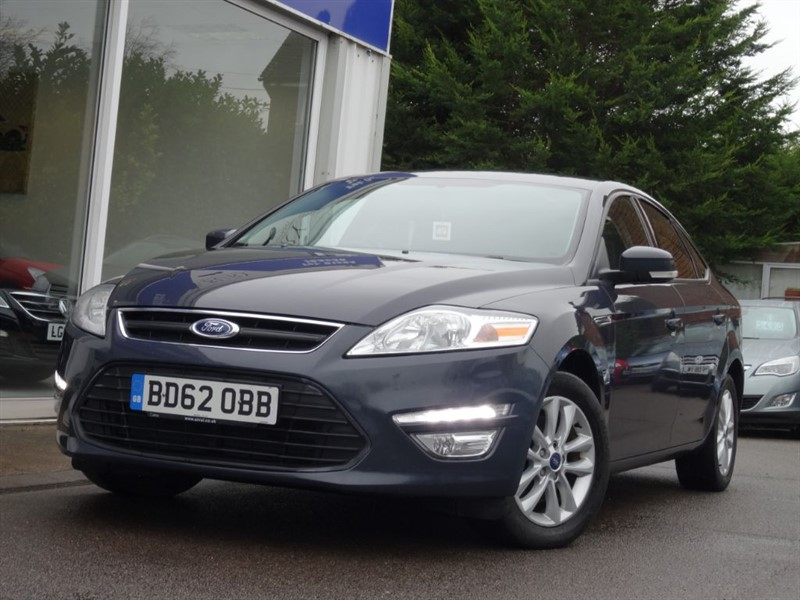 used Ford Mondeo ZETEC TDCI in bury-st-edmunds