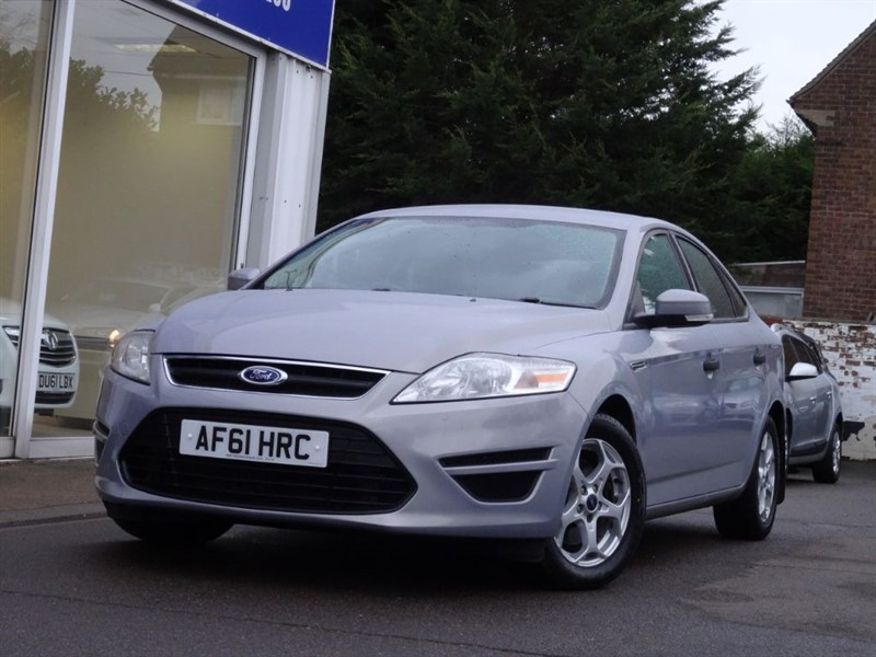 used Ford Mondeo EDGE TDCI in bury-st-edmunds