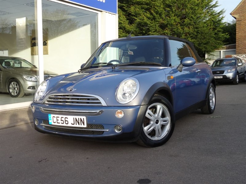 used MINI Convertible ONE in bury-st-edmunds