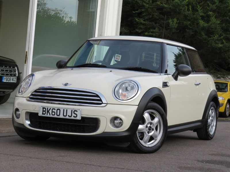 used MINI One ONE D in bury-st-edmunds