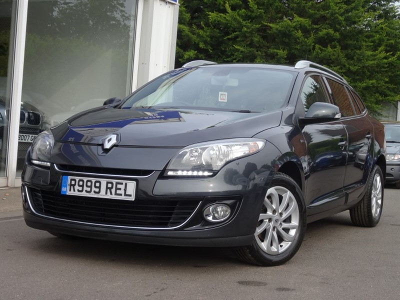 used Renault Megane DYNAMIQUE TOMTOM ENERGY DCI S/S in bury-st-edmunds