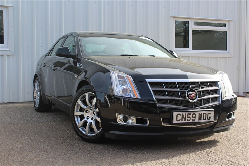 used Cadillac CTS V6 in virginia-water