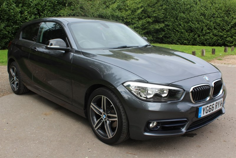 used BMW 118i 1.5T SPORT AUTO in virginia-water
