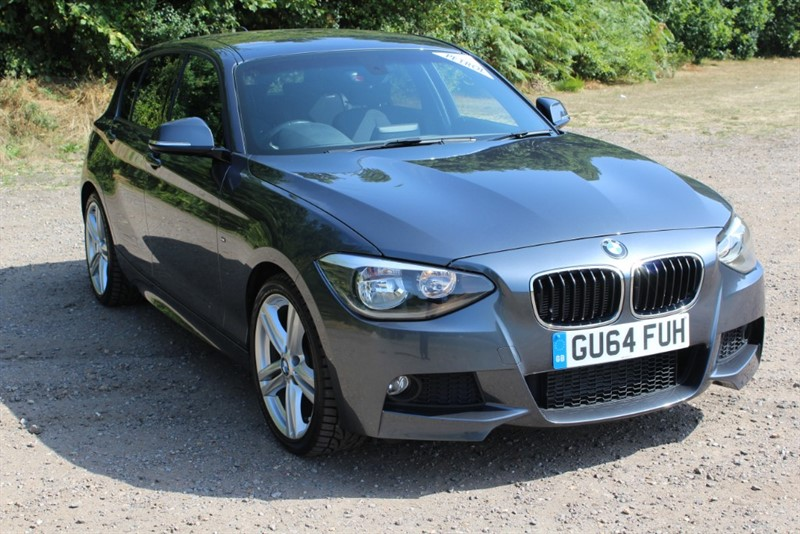 used BMW 118i M SPORT in virginia-water