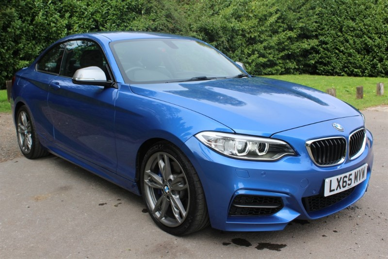 used BMW M235i 3.0 AUTO in virginia-water