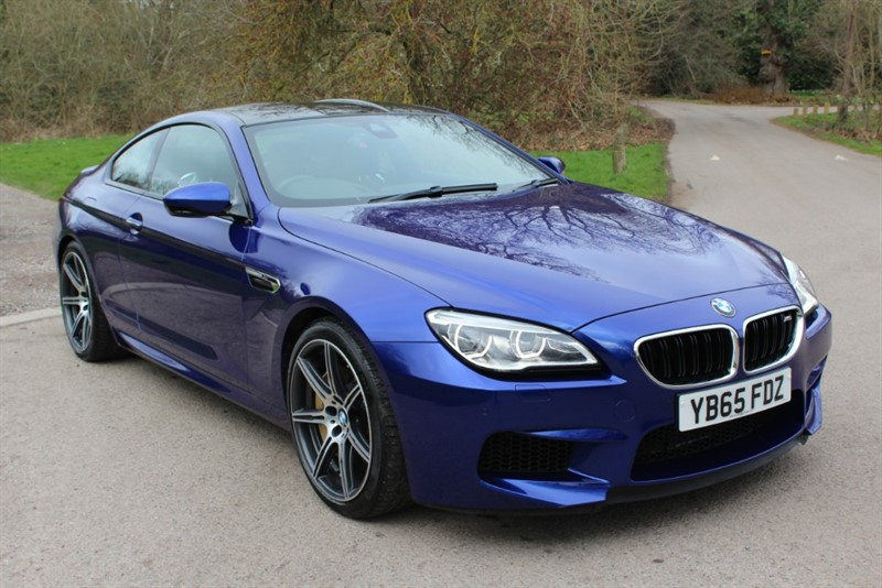 used BMW M6 Competition Pack in virginia-water