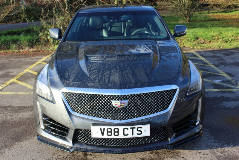 used Cadillac CTS V in virginia-water