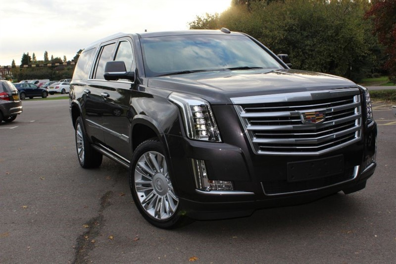 used Cadillac Escalade ESV Platinum in virginia-water