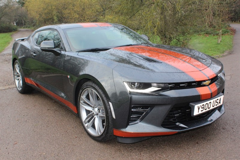 used Chevrolet Camaro V8 Coupe Touring in virginia-water