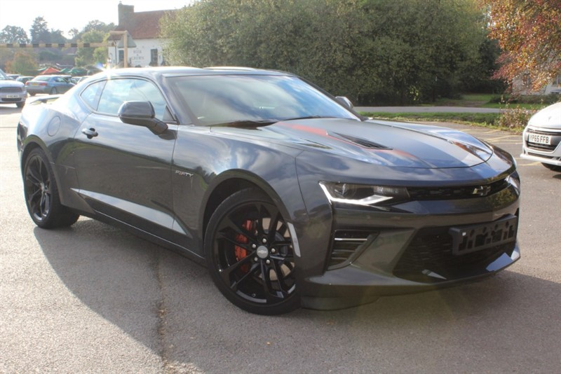 used Chevrolet Camaro V8 50th Edition in virginia-water