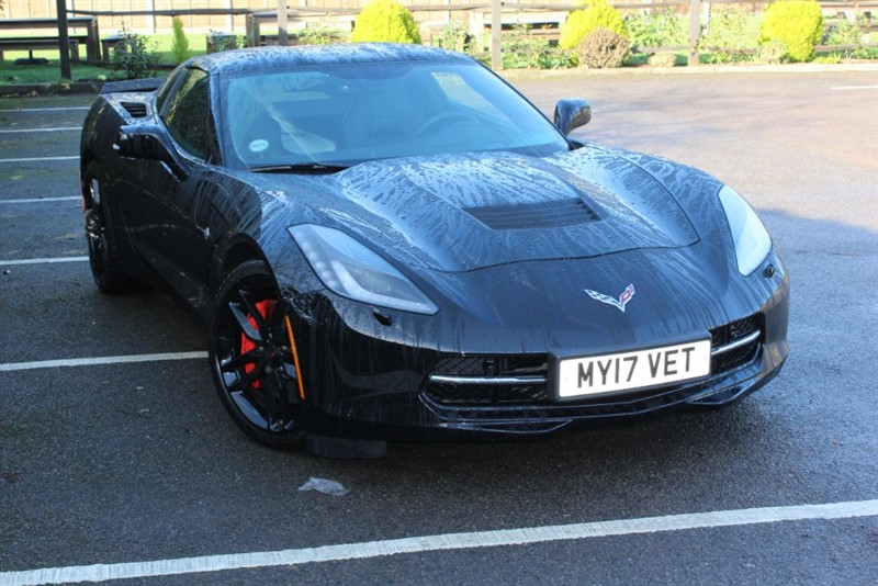 used Chevrolet Corvette Stingray V8 in virginia-water