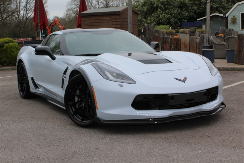 used Chevrolet Corvette Grand Sport Special in virginia-water