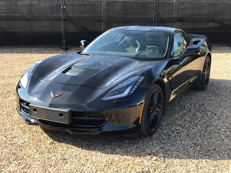 used Chevrolet Corvette Stingray in virginia-water