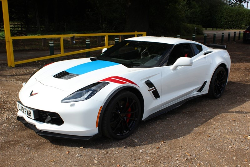 used Chevrolet Corvette GRAND SPORT Competition in virginia-water