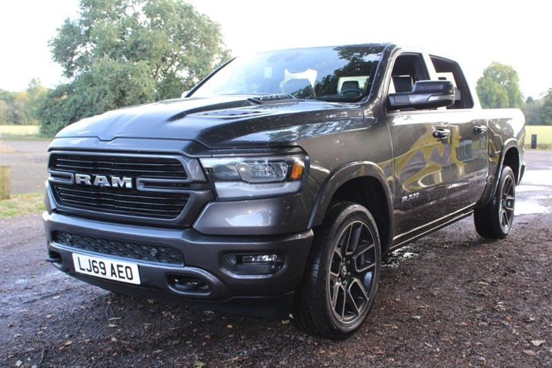 used Dodge Ram 1500 LARAMIE SPORT in virginia-water