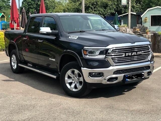 used Dodge Ram Laramie in virginia-water