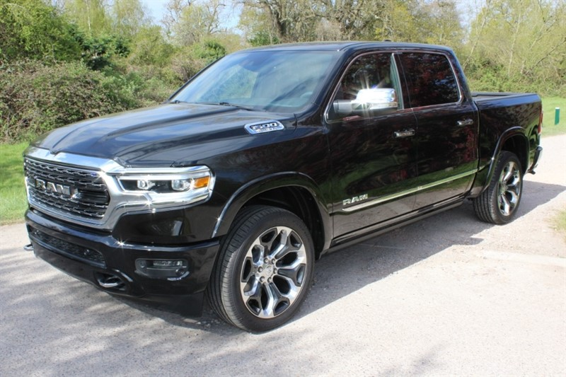 used Dodge Ram Limited in virginia-water