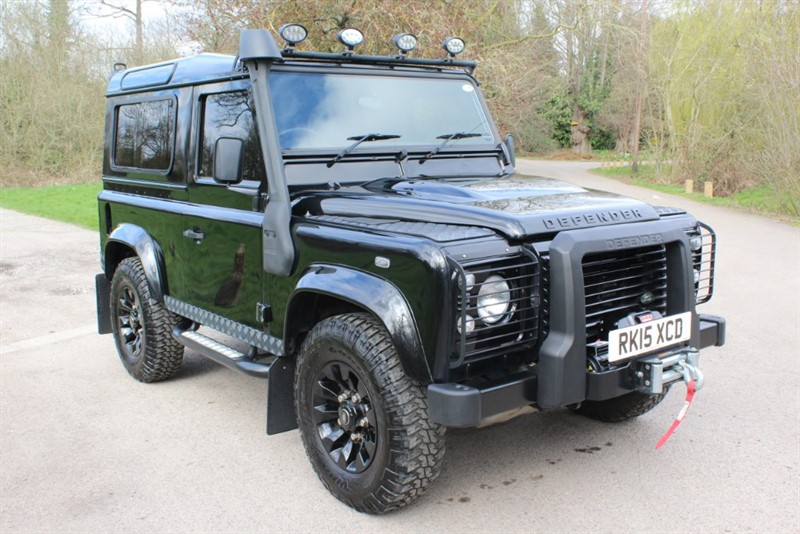 used Land Rover Defender County in virginia-water