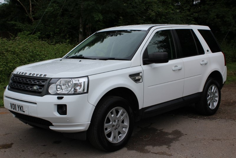 used Land Rover Freelander 2.2 TD4 XS in virginia-water