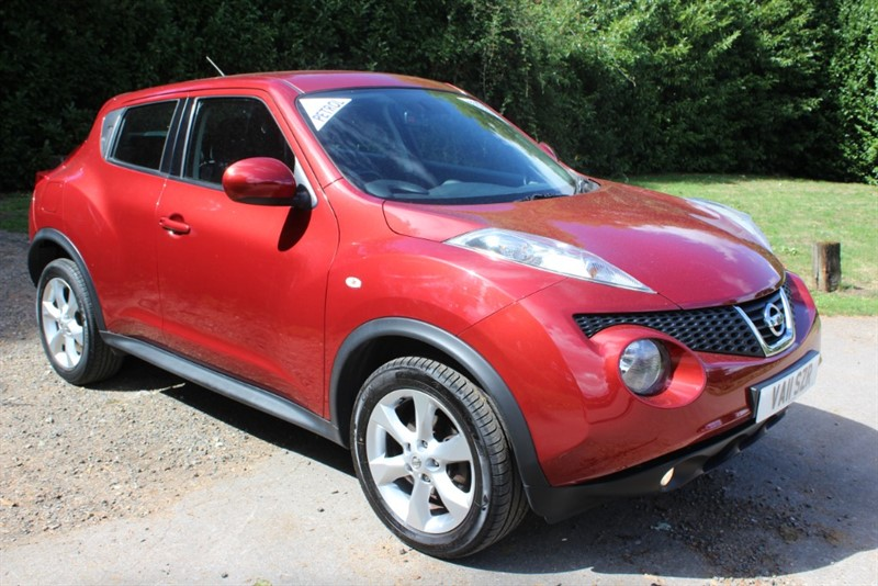 used Nissan Juke 1.6 ACENTA in virginia-water