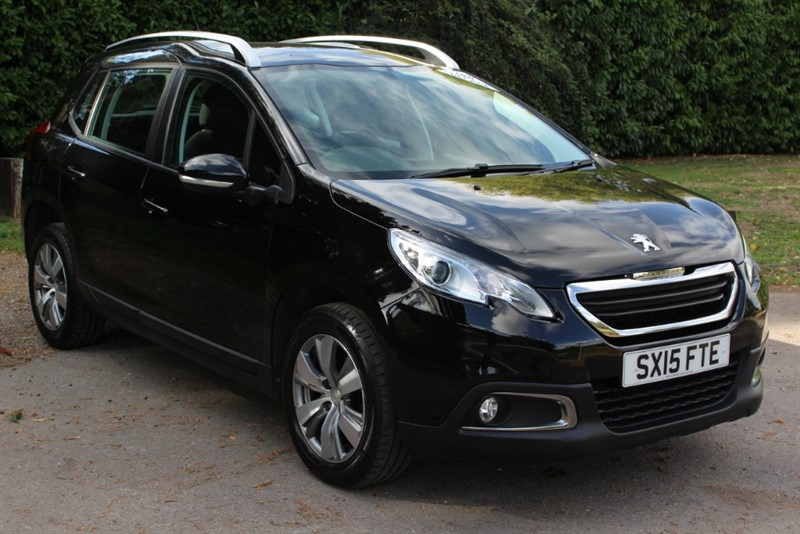 used Peugeot 2008 1.6 BLUE HDI ACTIVE in virginia-water