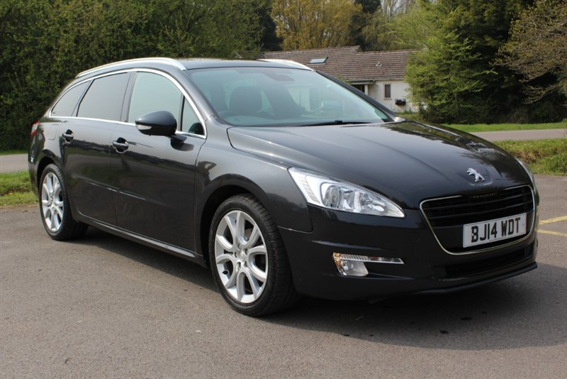 used Peugeot 508 1.6 HDI SW ACTIVE NAVIGATION VERSION in virginia-water