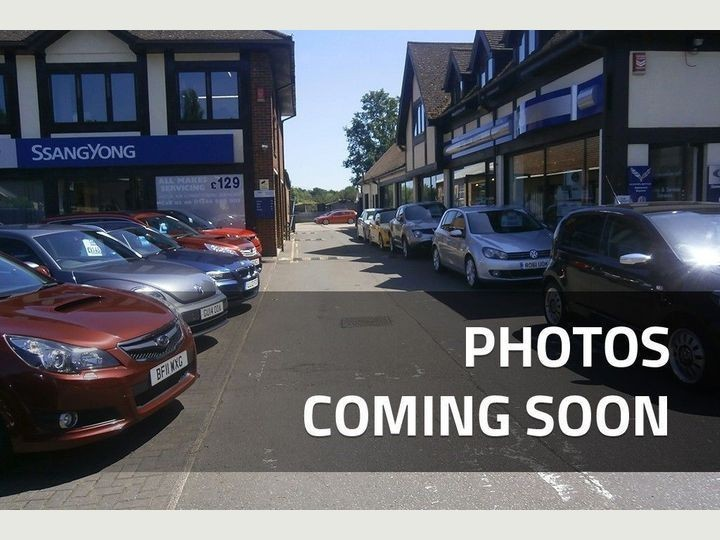 used Ssangyong Korando 2.2D ELX AUTO 4X4 in virginia-water