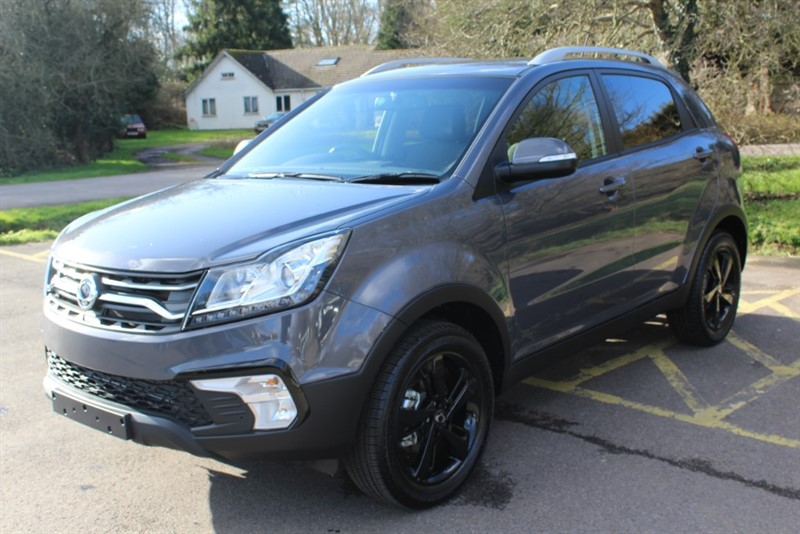 used Ssangyong Korando 2.2D LE in virginia-water