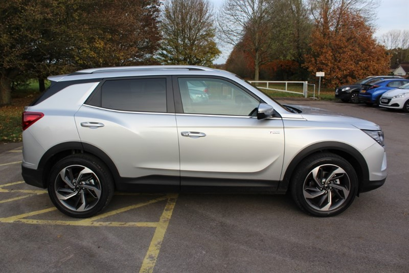 used Ssangyong Korando 1.5T ULTIMATE AUTO in virginia-water