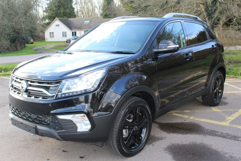 Ssangyong Korando for sale