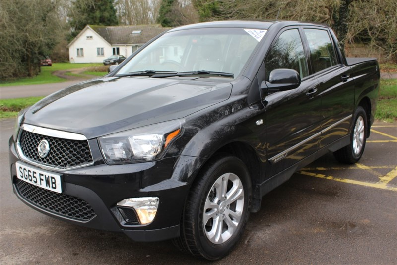 Ssangyong Musso for sale