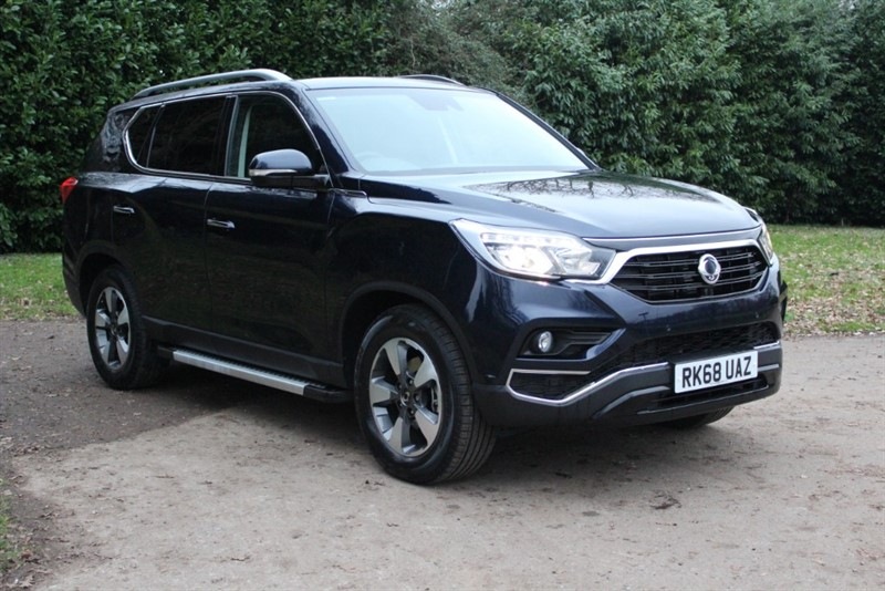 Ssangyong Rexton for sale