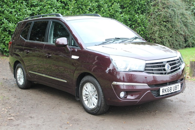 Ssangyong Turismo for sale