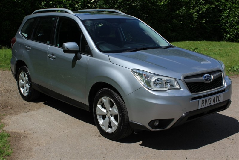 used Subaru Forester D XC in virginia-water