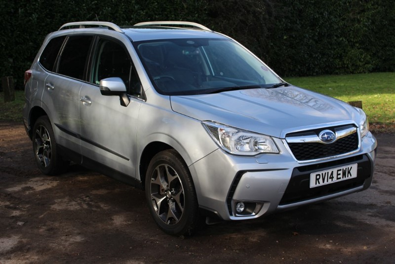 used Subaru Forester I XT in virginia-water