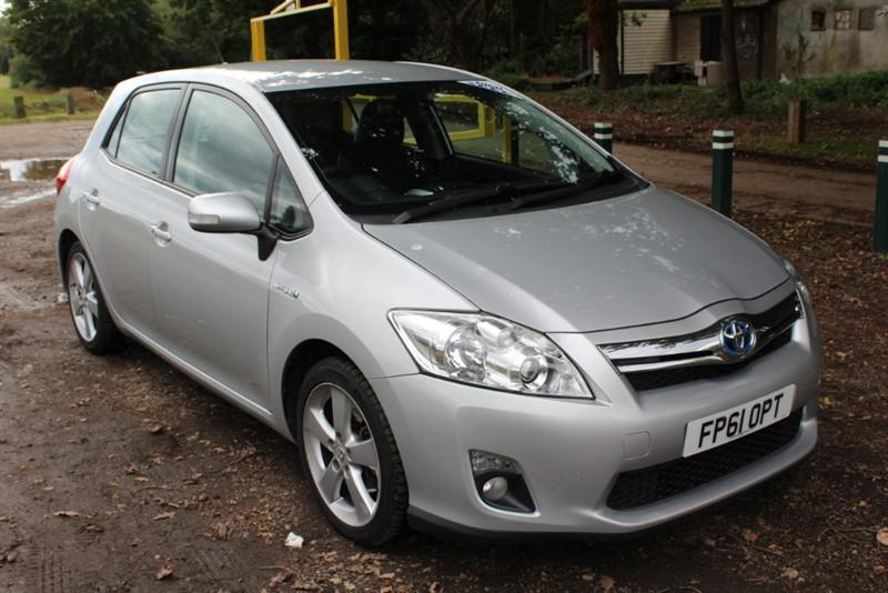 used Toyota Auris 1.8 T SPIRIT AUTO in virginia-water