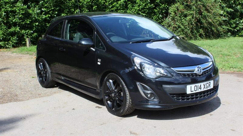 used Vauxhall Corsa 1.2 LIMITED EDITION in virginia-water