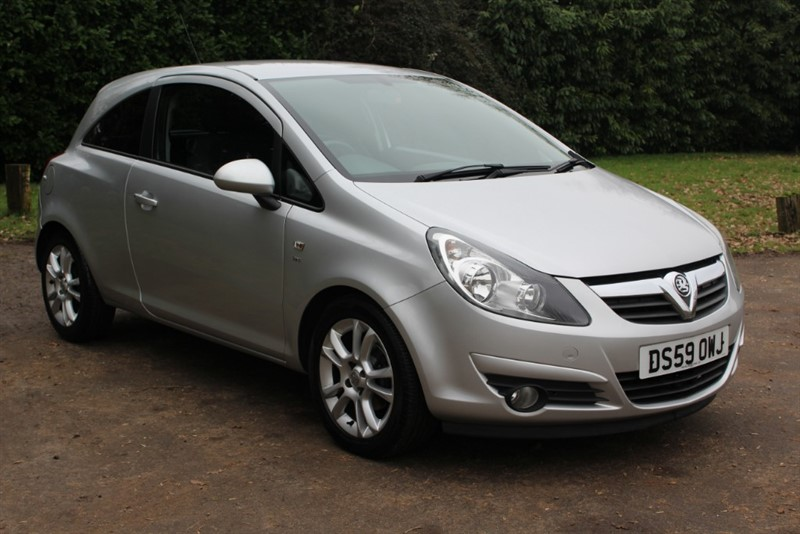 used Vauxhall Corsa 1.2 SXI AC in virginia-water