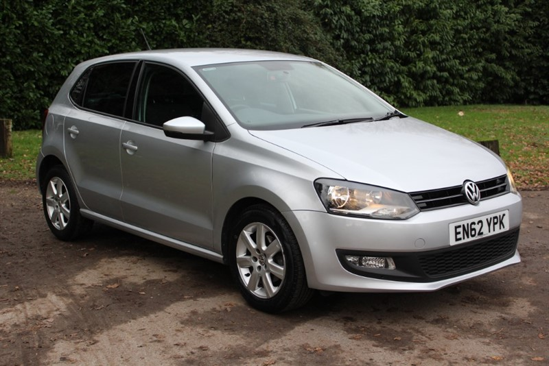 used VW Polo 1.4 MATCH in virginia-water