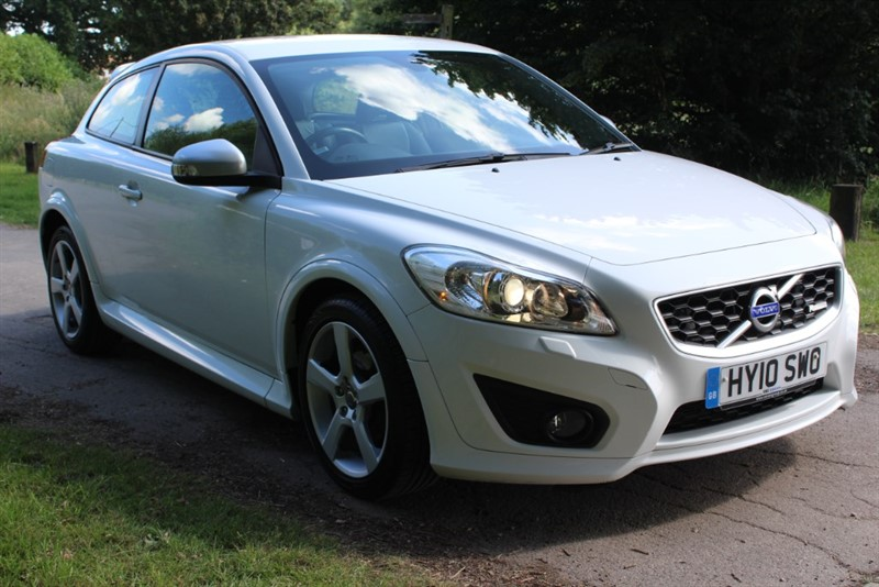 used Volvo C30 1.6 R-DESIGN in virginia-water