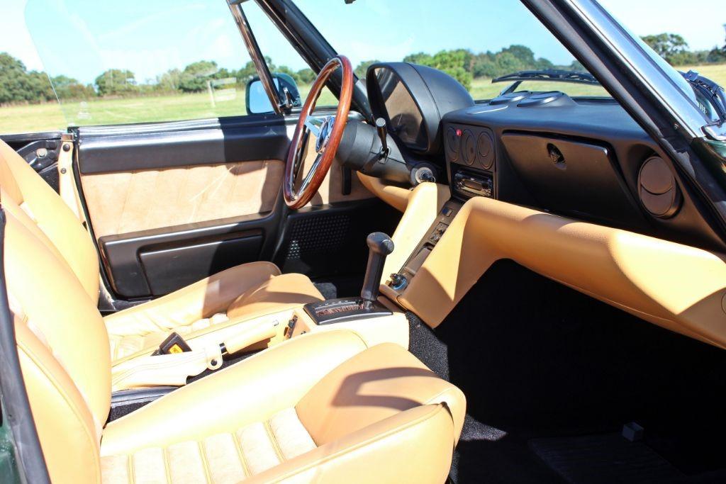 Used Alfa Romeo Spider For Sale Pulborough West Sussex - Alfa romeo spider car cover