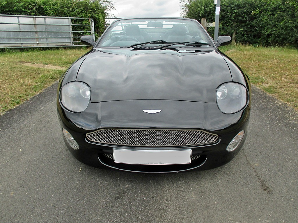 Aston Martin DB7 VANTAGE VOLANTE For Sale